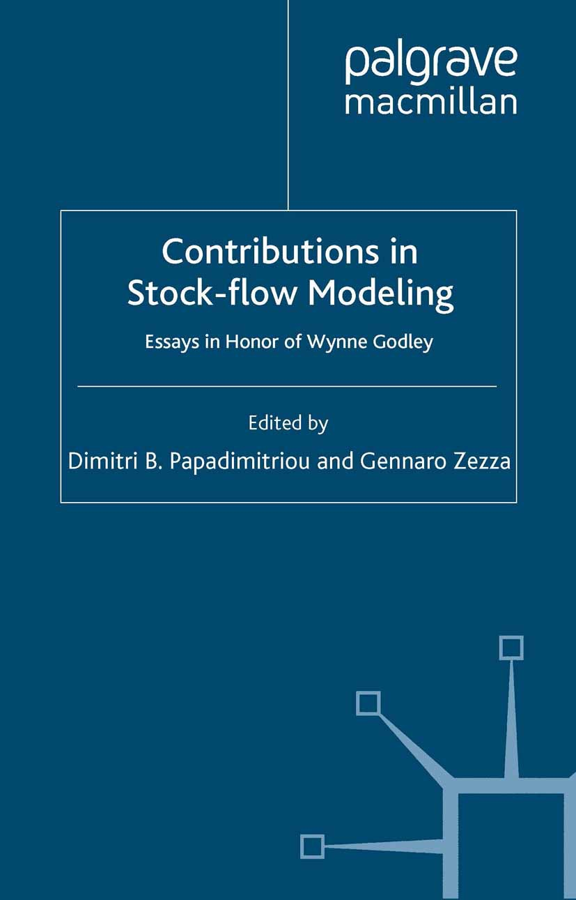 Papadimitriou, Dimitri B. - Contributions in Stock-flow Modeling, ebook