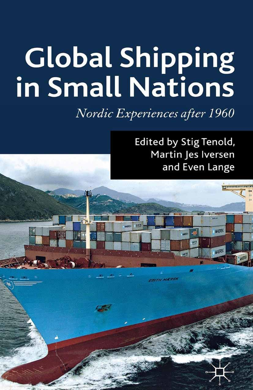 Iversen, Martin Jes - Global Shipping in Small Nations, ebook