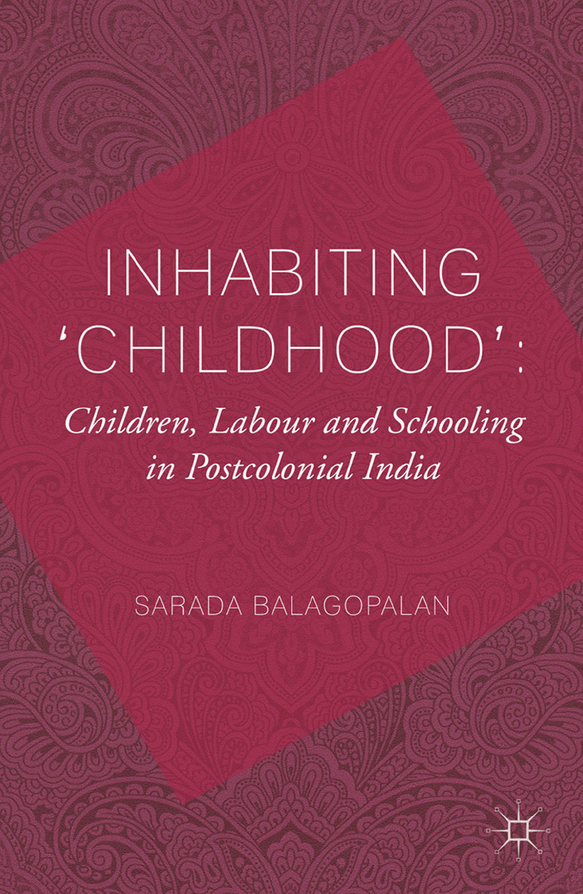 Balagopalan, Sarada - Inhabiting 'Childhood', ebook