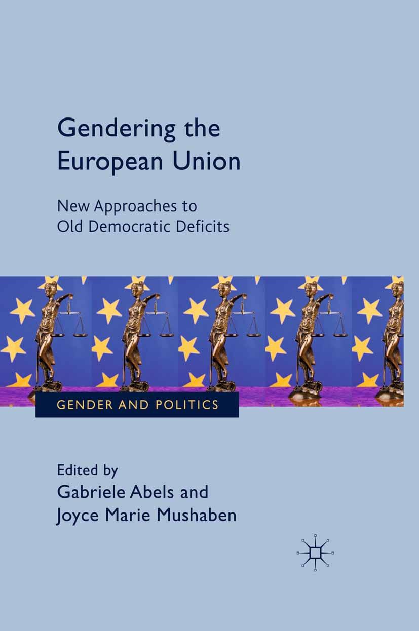 Abels, Gabriele - Gendering the European Union, ebook