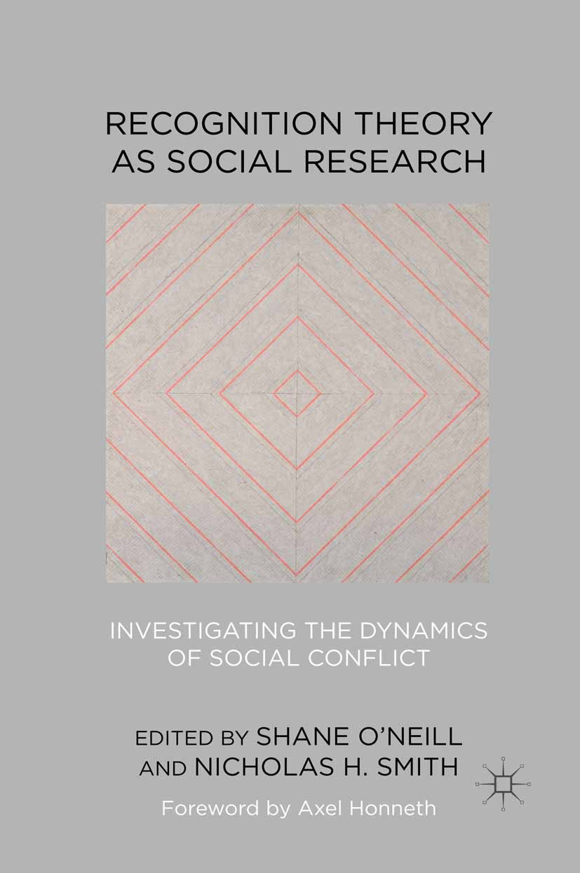 O'Neill, Shane - Recognition Theory as Social Research, ebook