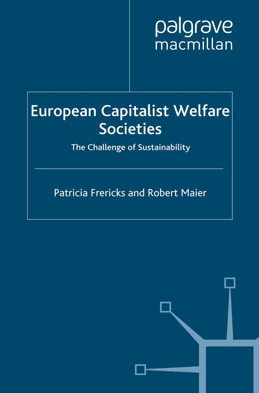 Frericks, Patricia - European Capitalist Welfare Societies, ebook