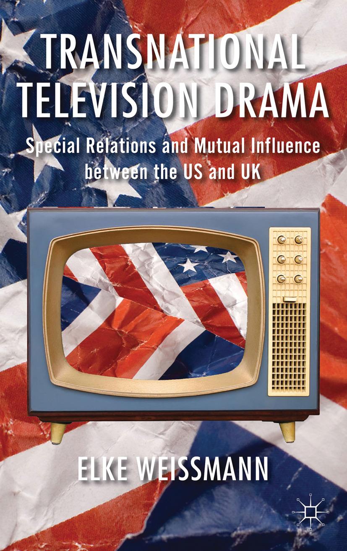 Weissmann, Elke - Transnational Television Drama, ebook