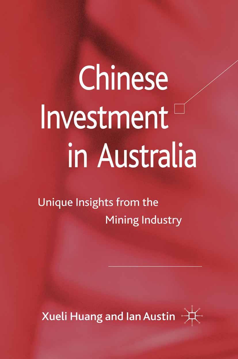 Austin, Ian - Chinese Investment in Australia, ebook