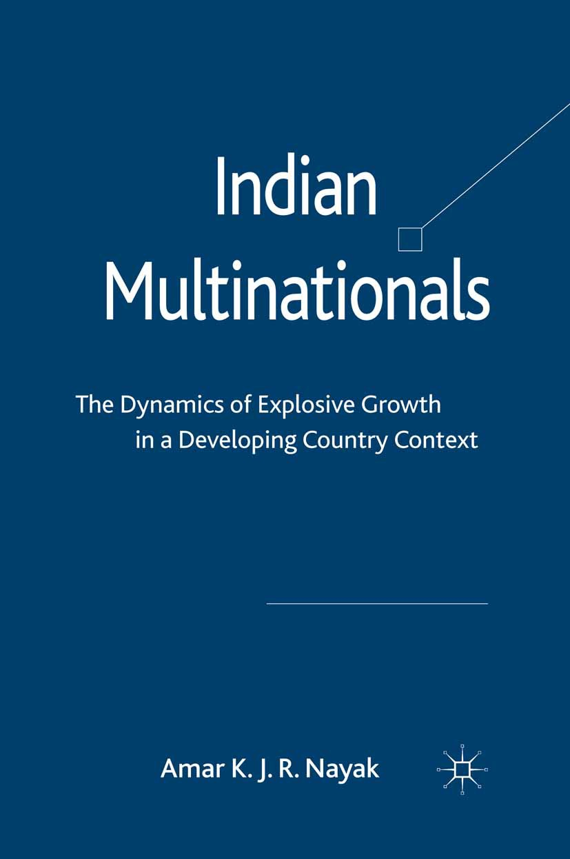 Nayak, Amar K. J. R. - Indian Multinationals, ebook