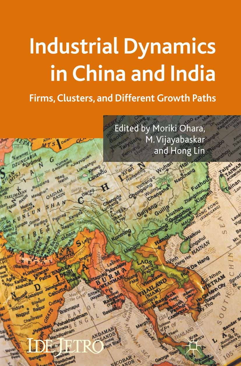 Lin, Hong - Industrial Dynamics in China and India, ebook