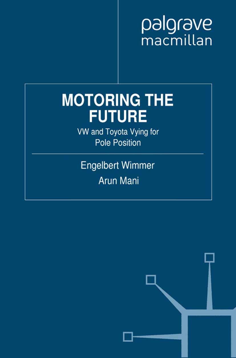 Wimmer, Engelbert - Motoring the Future, ebook