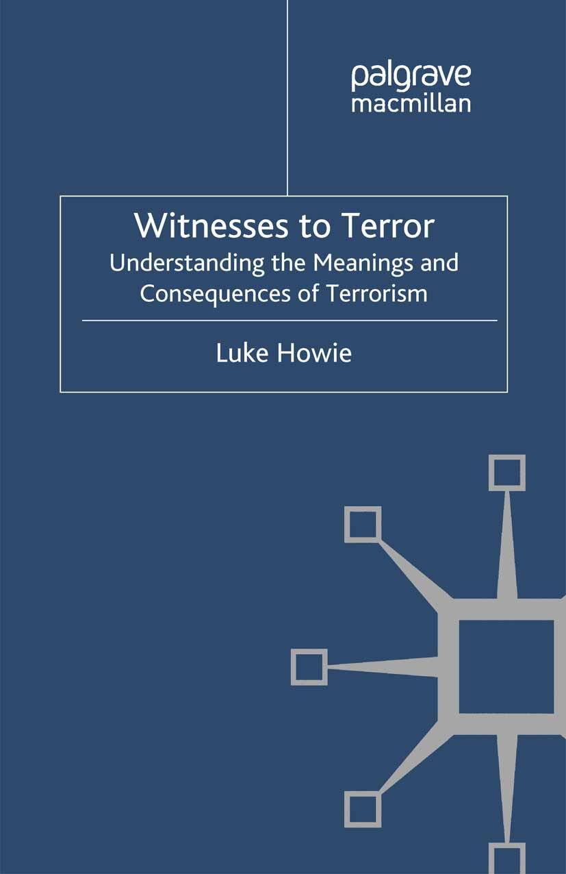 Howie, Luke - Witnesses to Terror, ebook