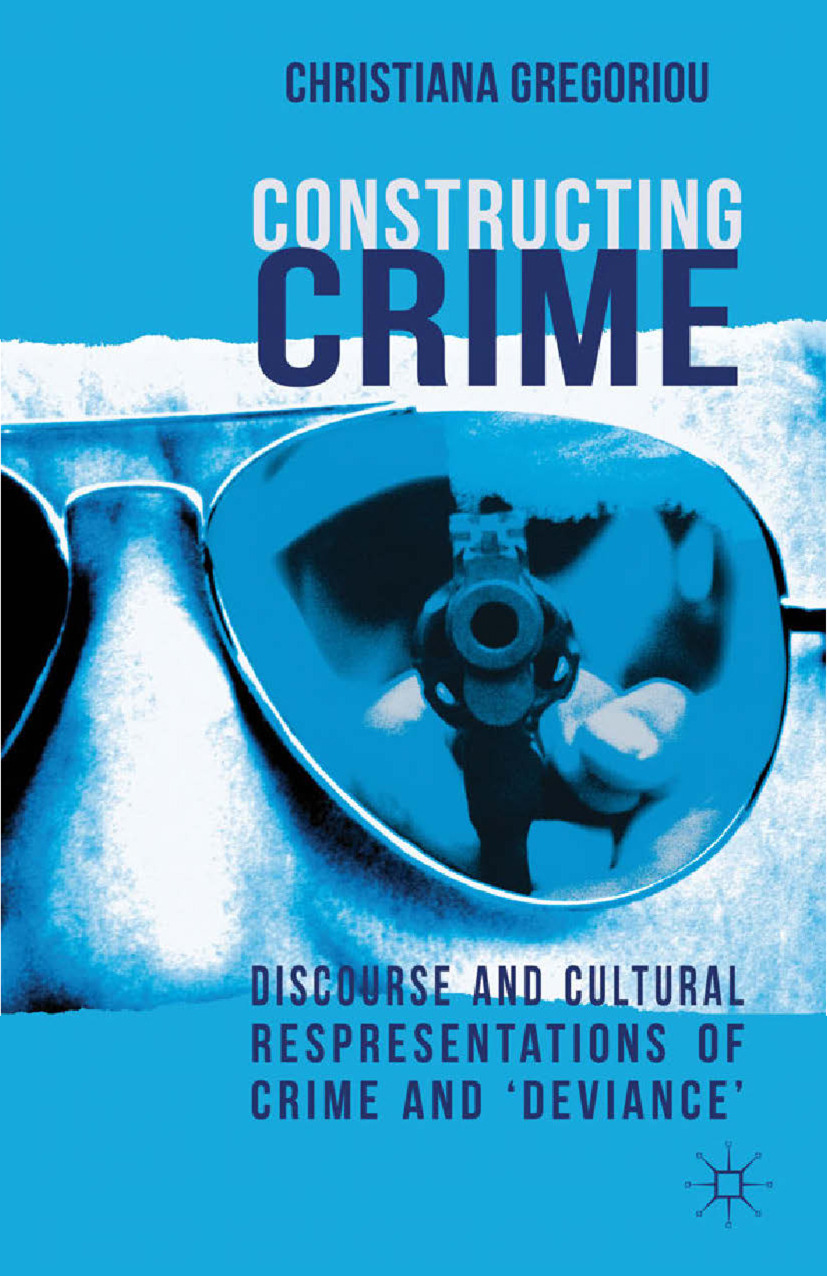 Gregoriou, Christiana - Constructing Crime, ebook