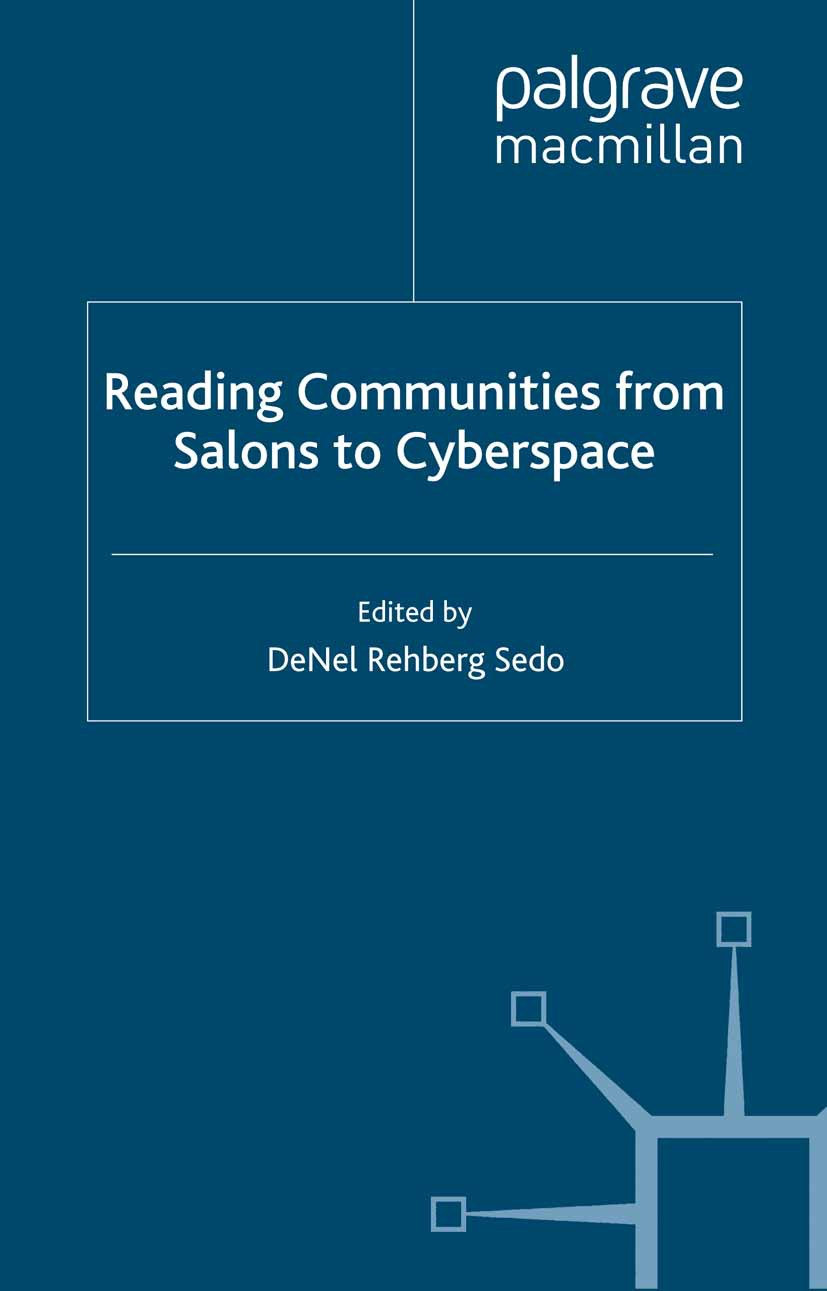 Sedo, DeNel Rehberg - Reading Communities from Salons to Cyberspace, ebook