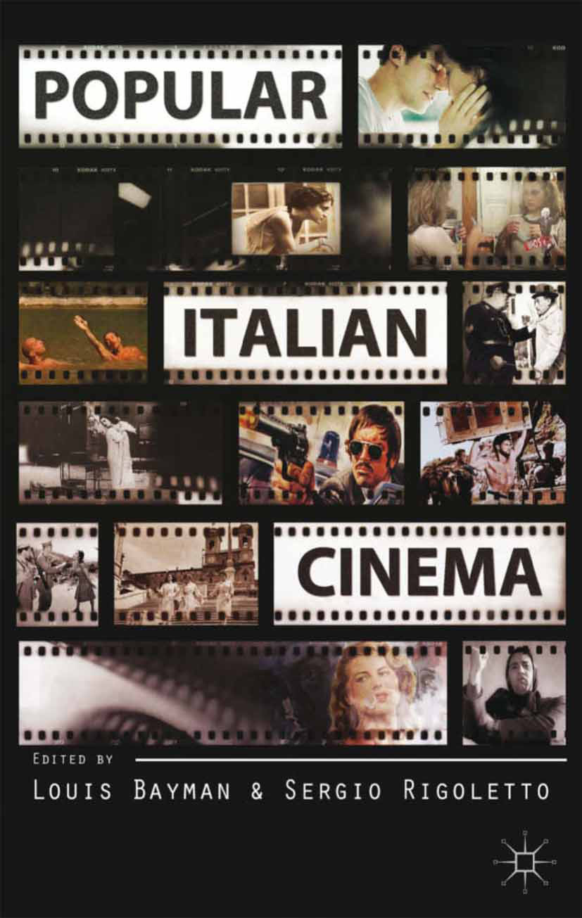 Bayman, Louis - Popular Italian Cinema, ebook
