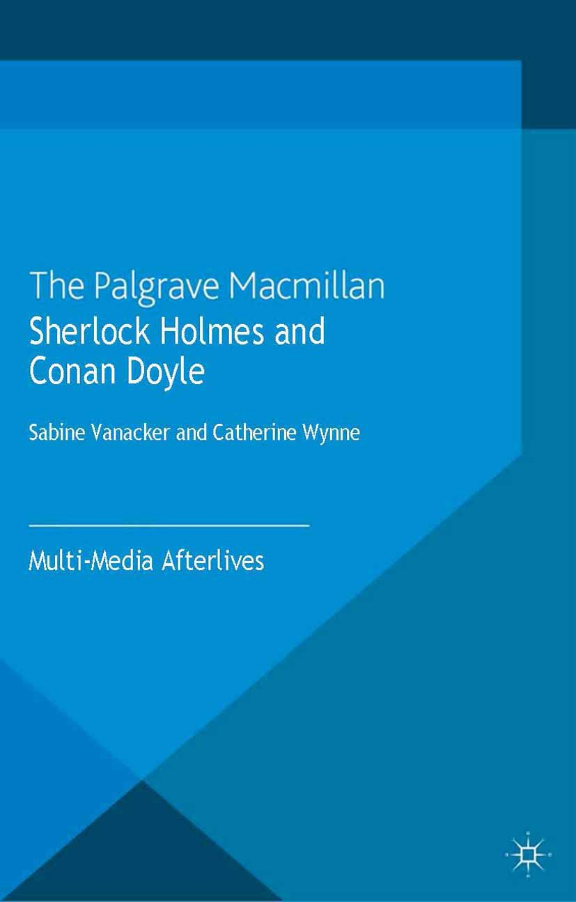 Vanacker, Sabine - Sherlock Holmes and Conan Doyle, ebook