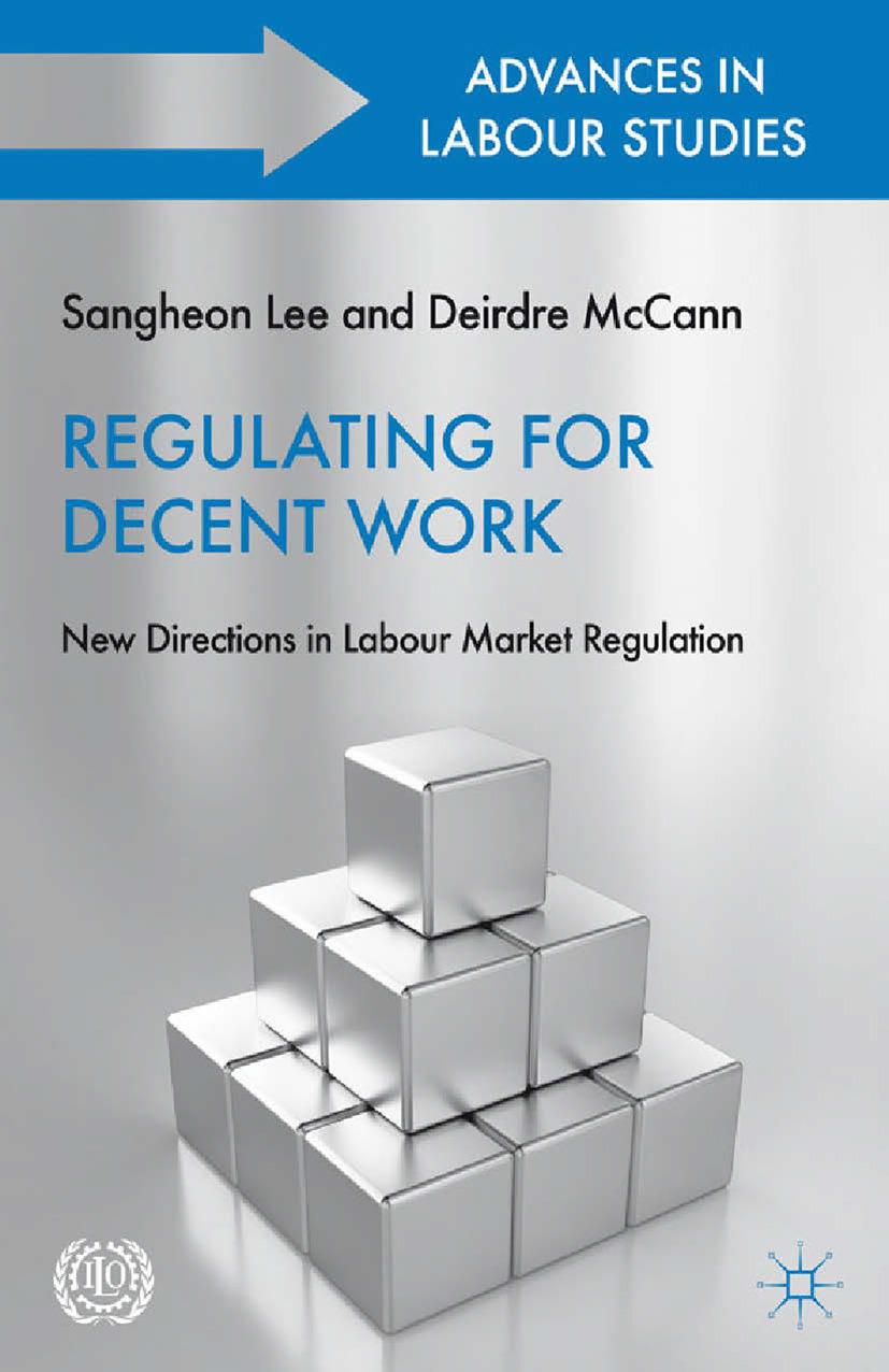 Lee, Sangheon - Regulating for Decent Work, ebook