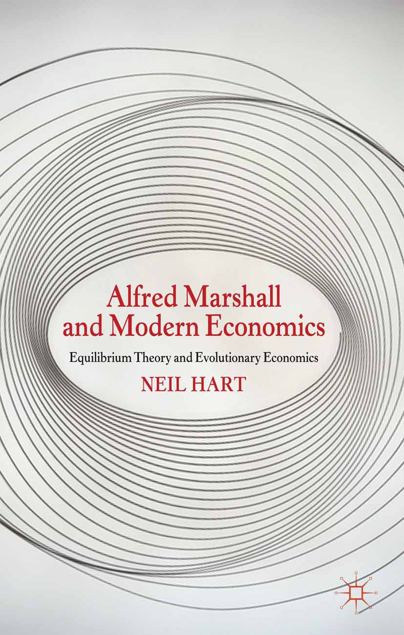 Hart, Neil - Alfred Marshall and Modern Economics, ebook
