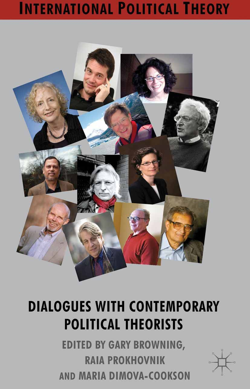 Browning, Gary - Dialogues with Contemporary Political Theorists, ebook