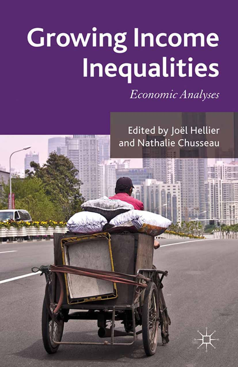 Chusseau, Nathalie - Growing Income Inequalities, ebook