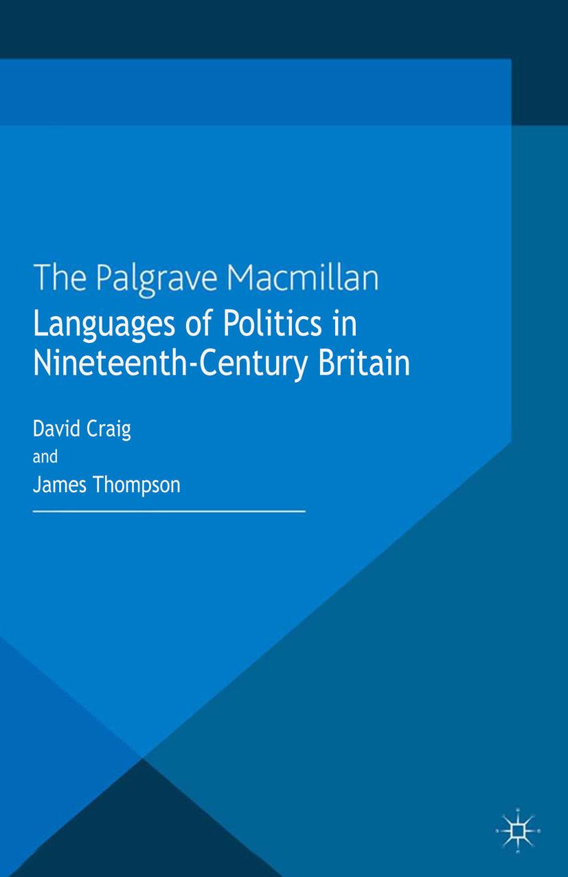 Craig, David - Languages of Politics in Nineteenth-Century Britain, ebook