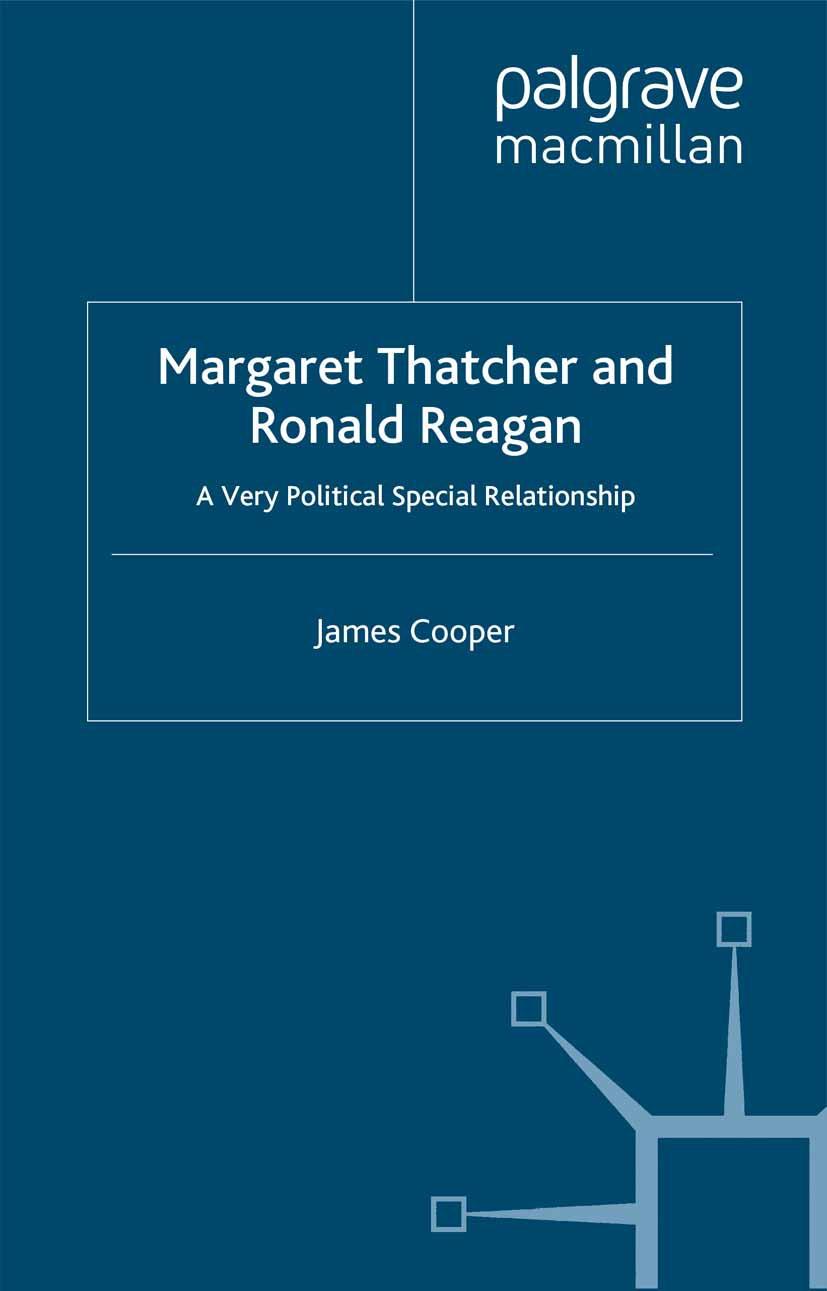 Cooper, James - Margaret Thatcher and Ronald Reagan, ebook
