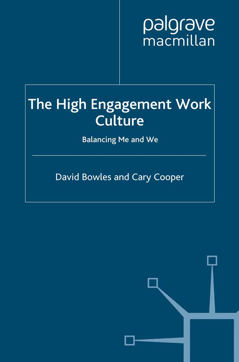 Bowles, David - The High Engagement Work Culture, ebook