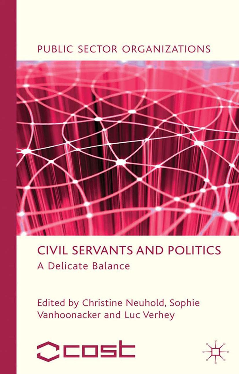 Neuhold, Christine - Civil Servants and Politics, ebook