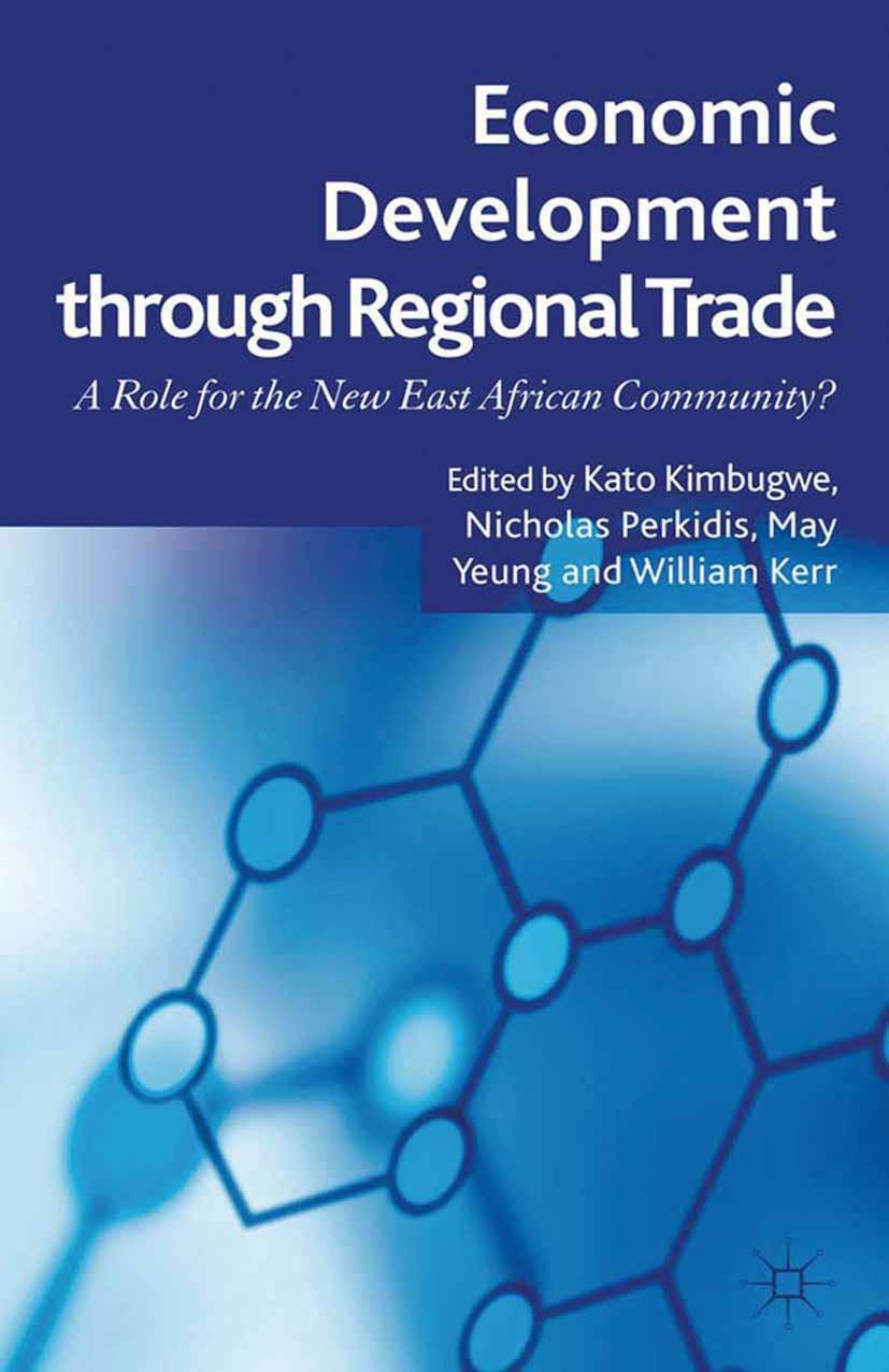 Kerr, William A. - Economic Development Through Regional Trade, ebook