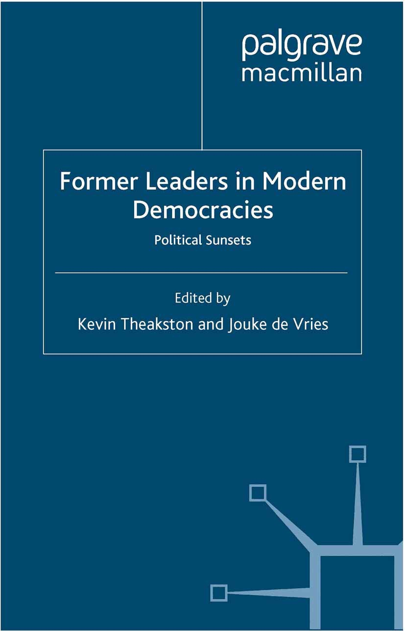 Theakston, Kevin - Former Leaders in Modern Democracies, ebook