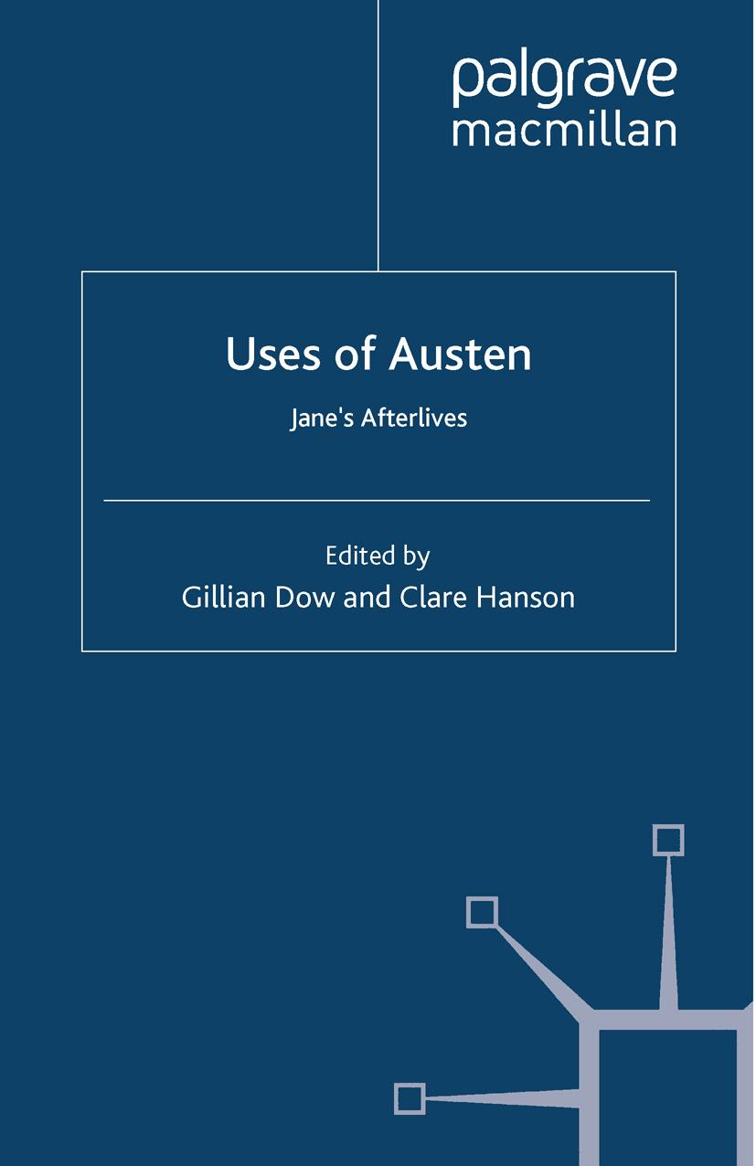 Dow, Gillian - Uses of Austen, ebook