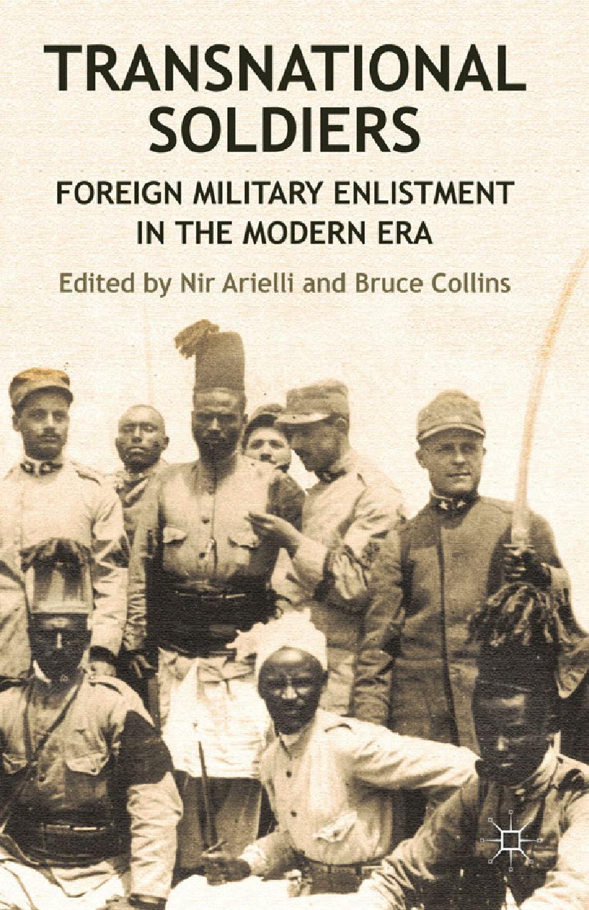 Arielli, Nir - Transnational Soldiers, ebook
