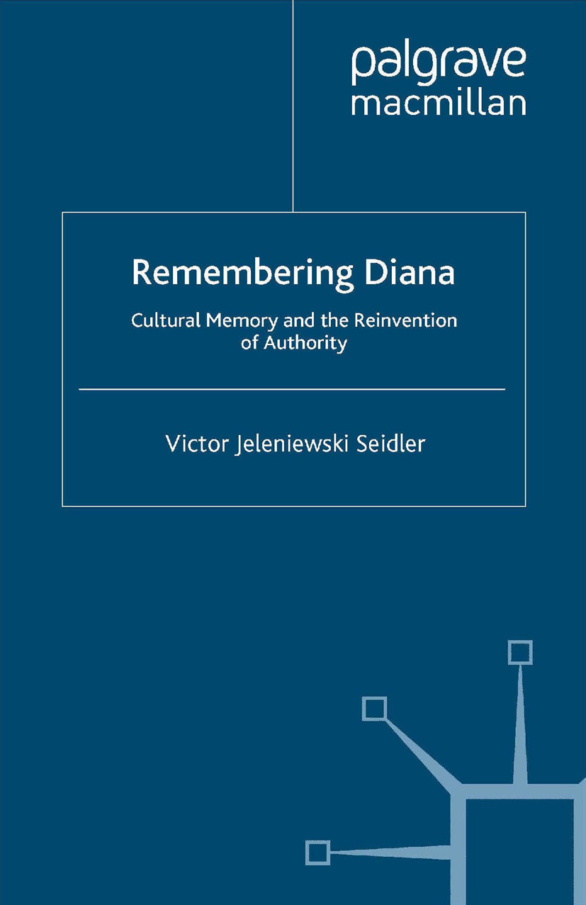Seidler, Victor Jeleniewski - Remembering Diana, ebook