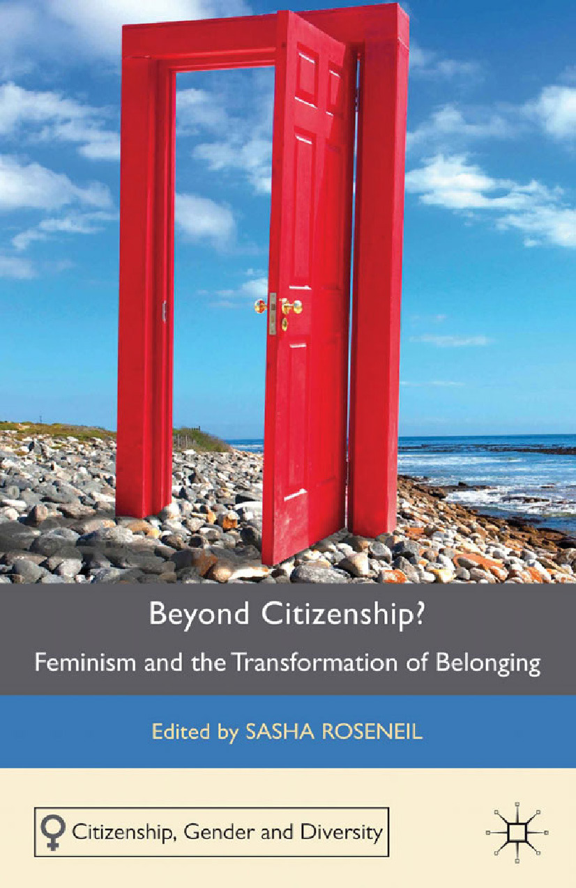 Roseneil, Sasha - Beyond Citizenship?, ebook