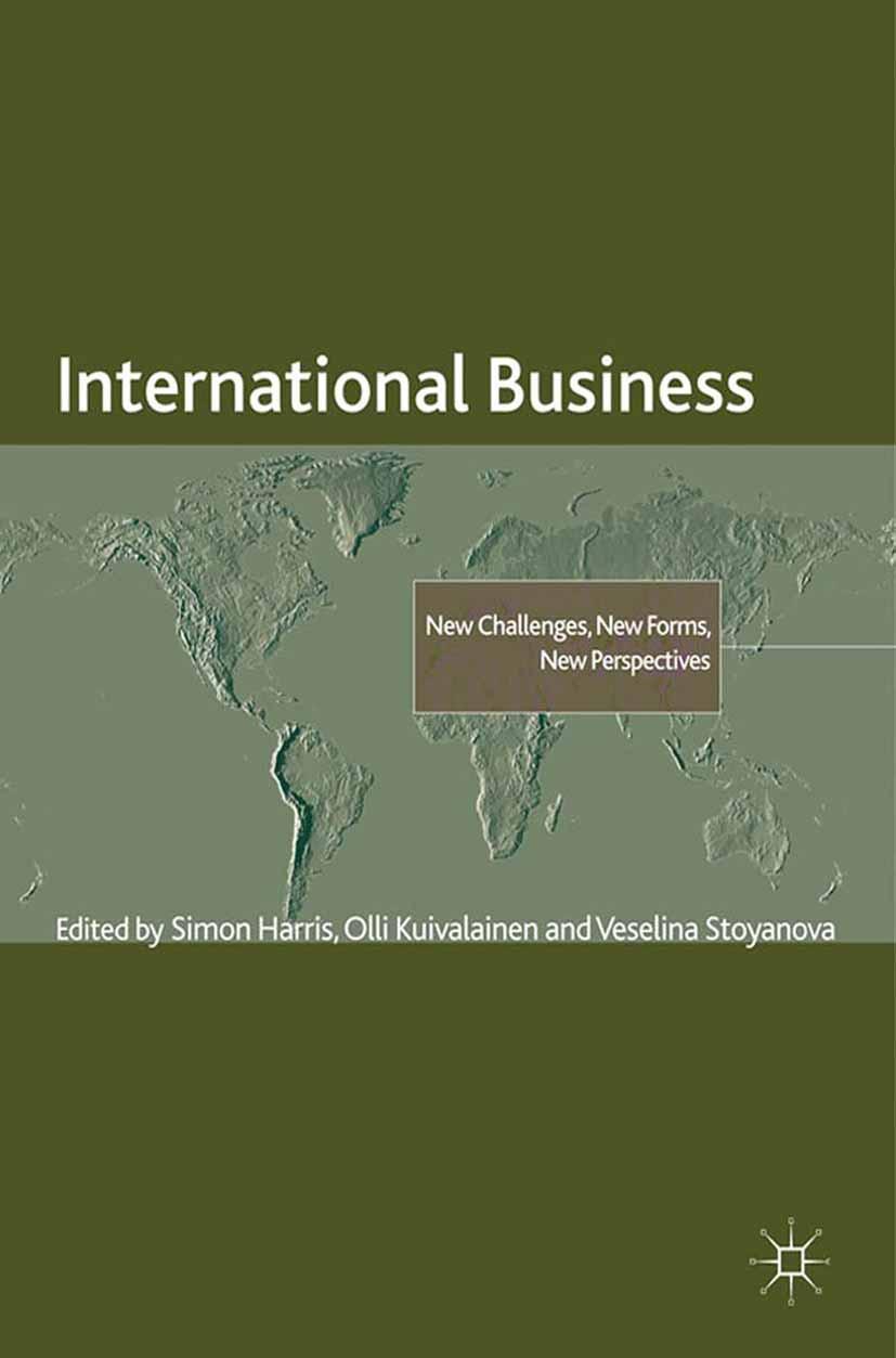 Harris, Simon - International Business, ebook