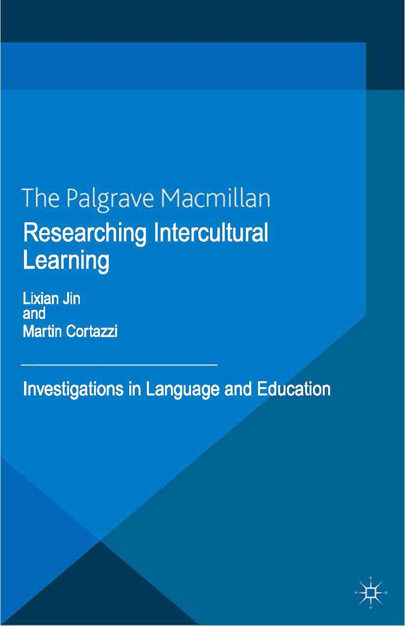 Cortazzi, Martin - Researching Intercultural Learning, ebook
