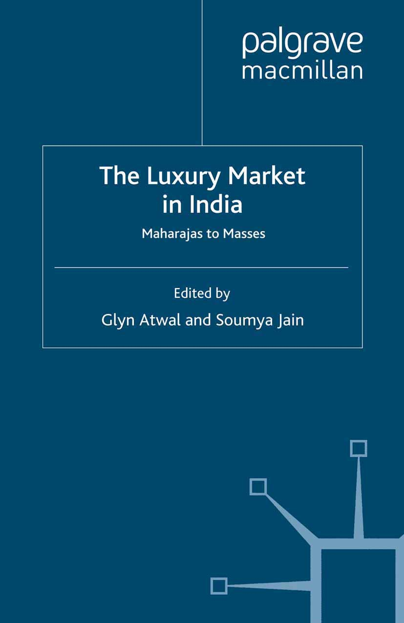 Atwal, Glyn - The Luxury Market in India, ebook