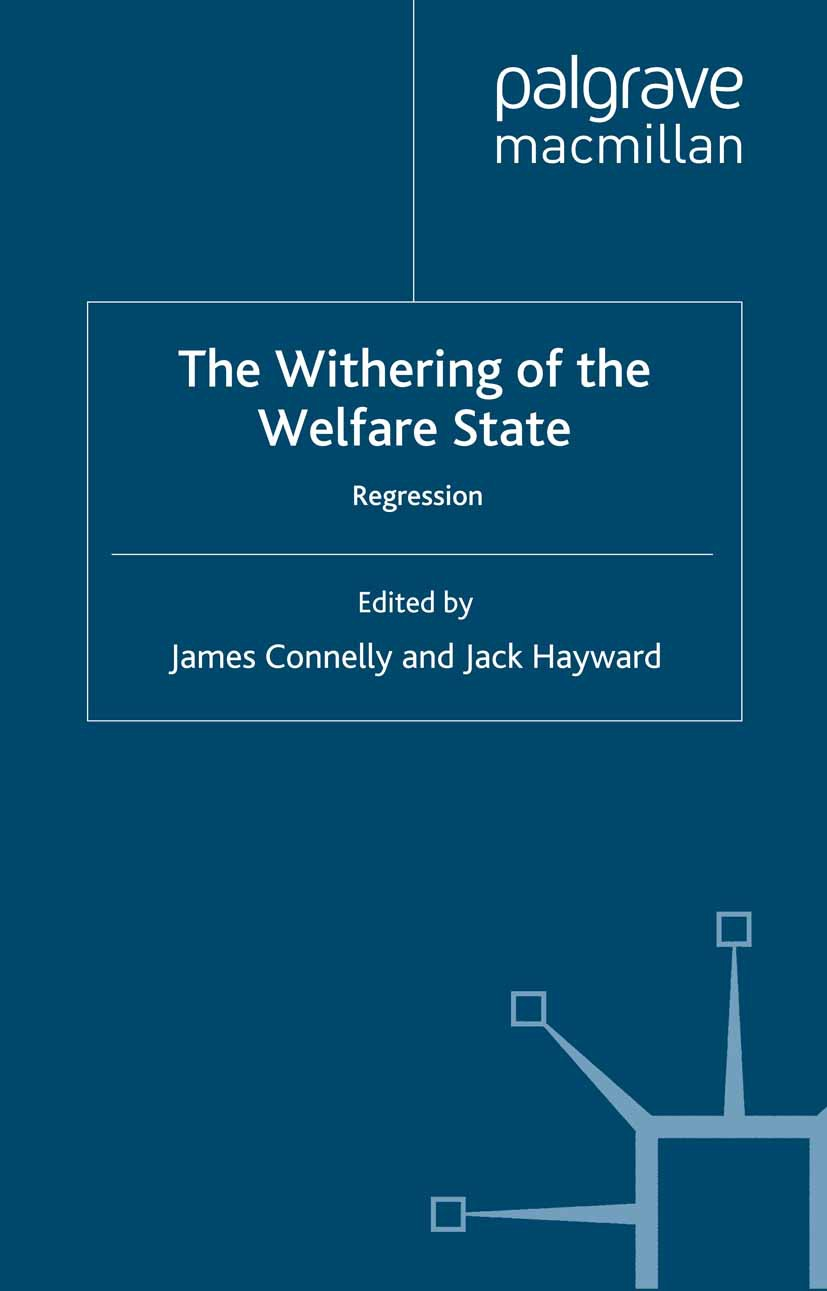 Connelly, James - The Withering of the Welfare State, ebook