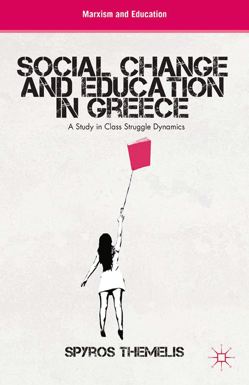 Themelis, Spyros - Social Change and Education in Greece, ebook