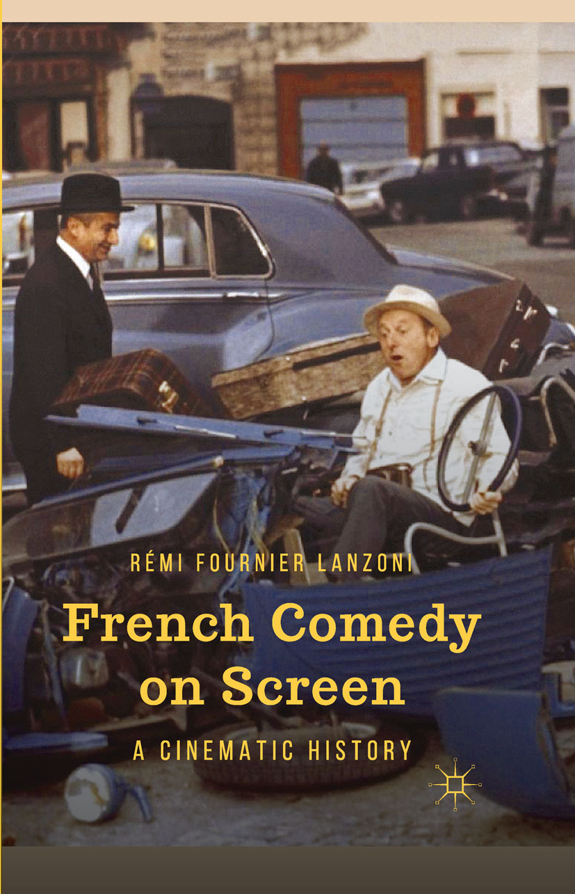 Lanzoni, Rémi Fournier - French Comedy on Screen, ebook
