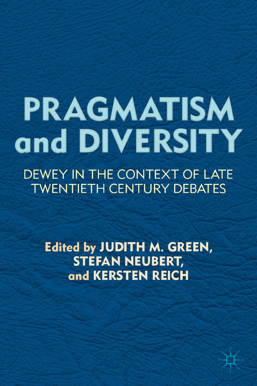 Green, Judith M. - Pragmatism and Diversity, ebook