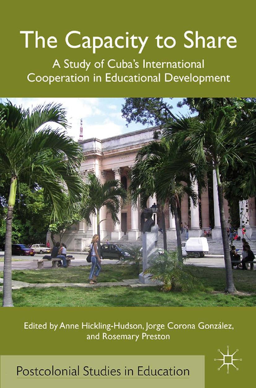 González, Jorge Corona - The Capacity to Share, ebook