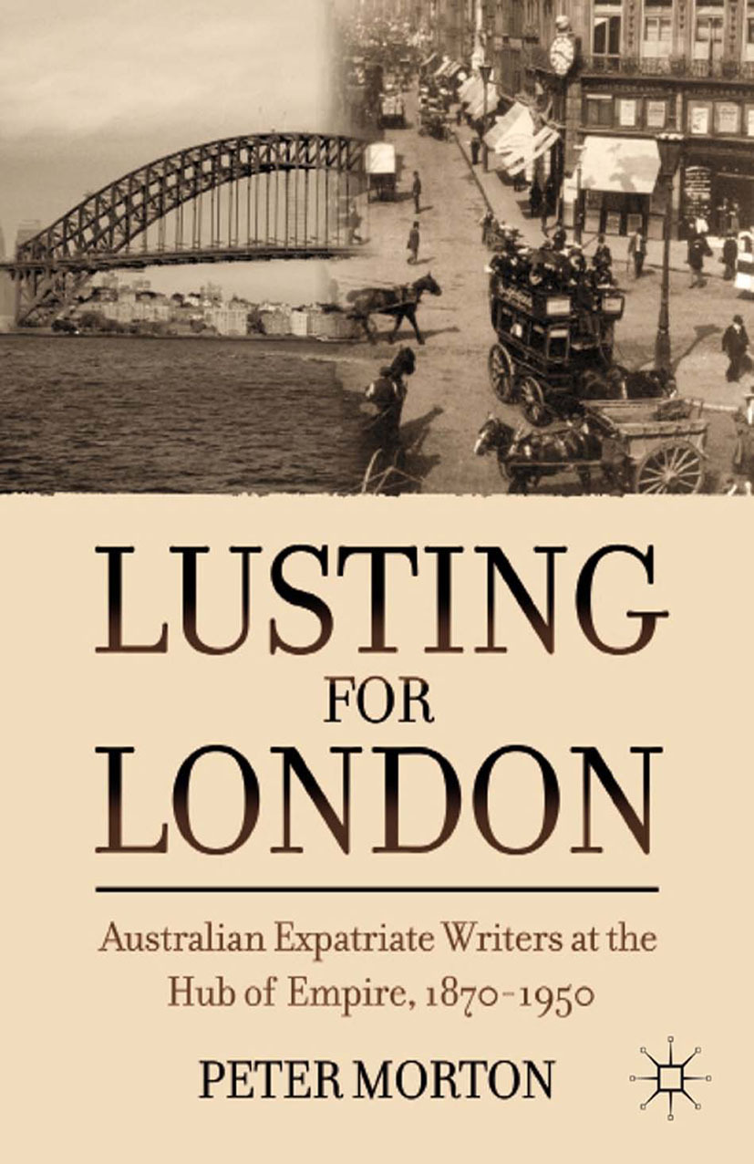 Morton, Peter - Lusting for London, ebook