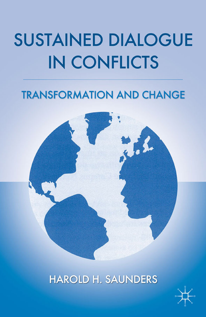 Nemeroff, Teddy - Sustained Dialogue in Conflicts, ebook
