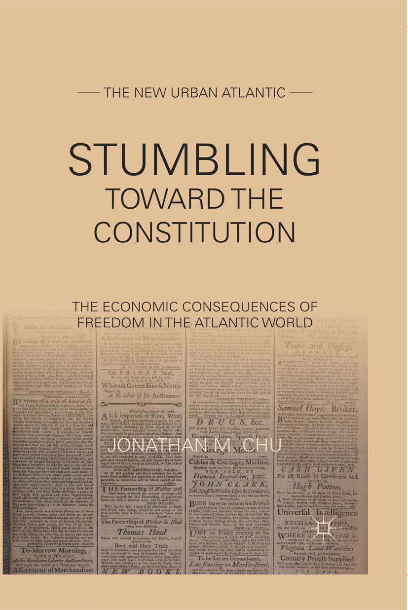Chu, Jonathan M. - Stumbling Toward the Constitution, ebook