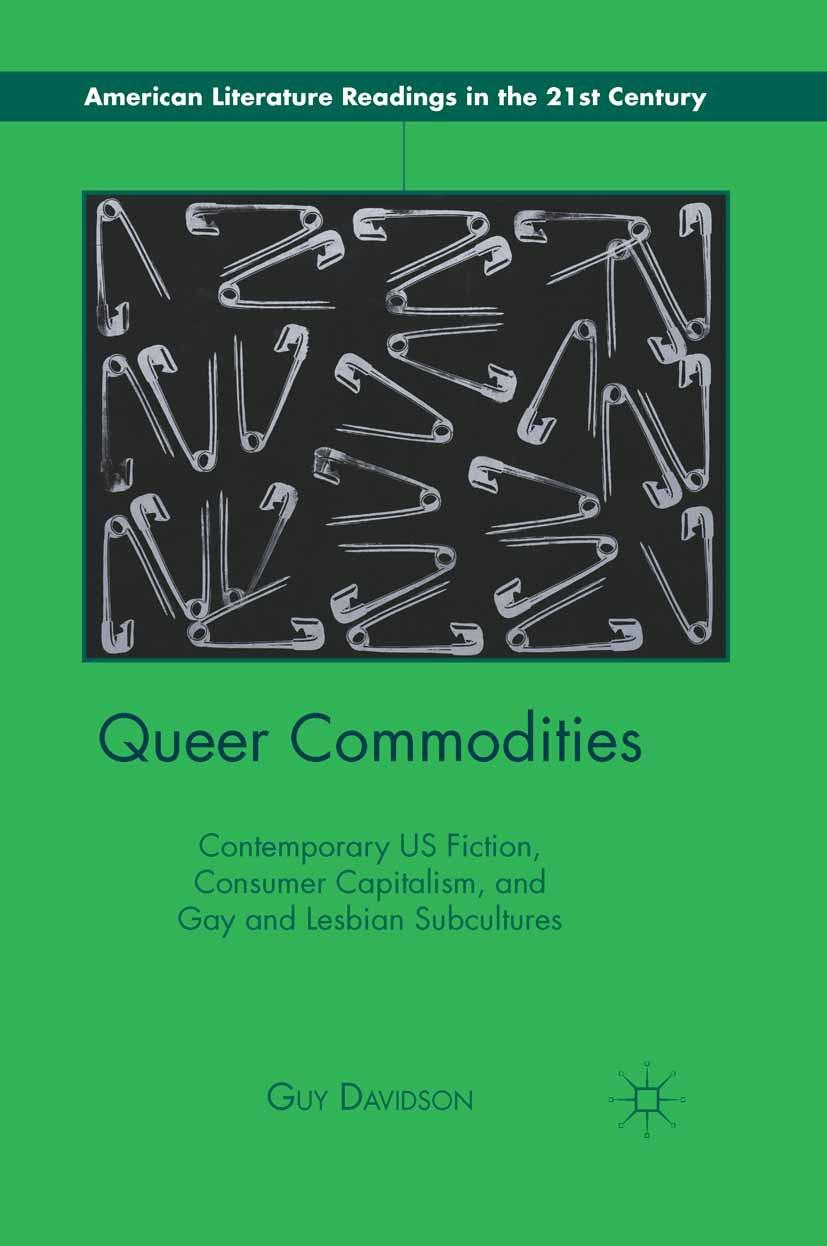 Davidson, Guy - Queer Commodities, ebook