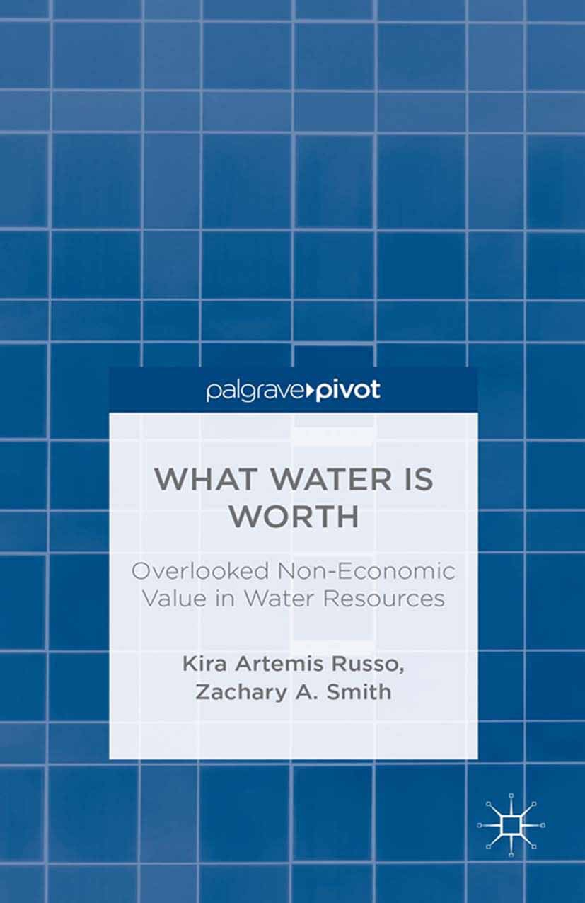 Russo, Kira Artemis - What Water Is Worth: Overlooked Non-Economic Value in Water Resources, ebook