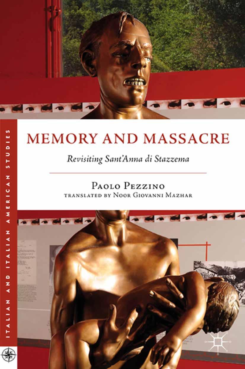 Pezzino, Paolo - Memory and Massacre, ebook