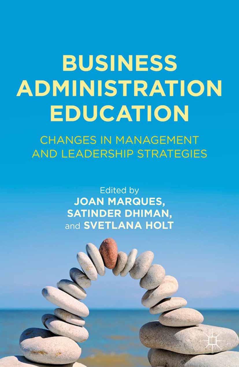 Dhiman, Satinder - Business Administration Education, ebook
