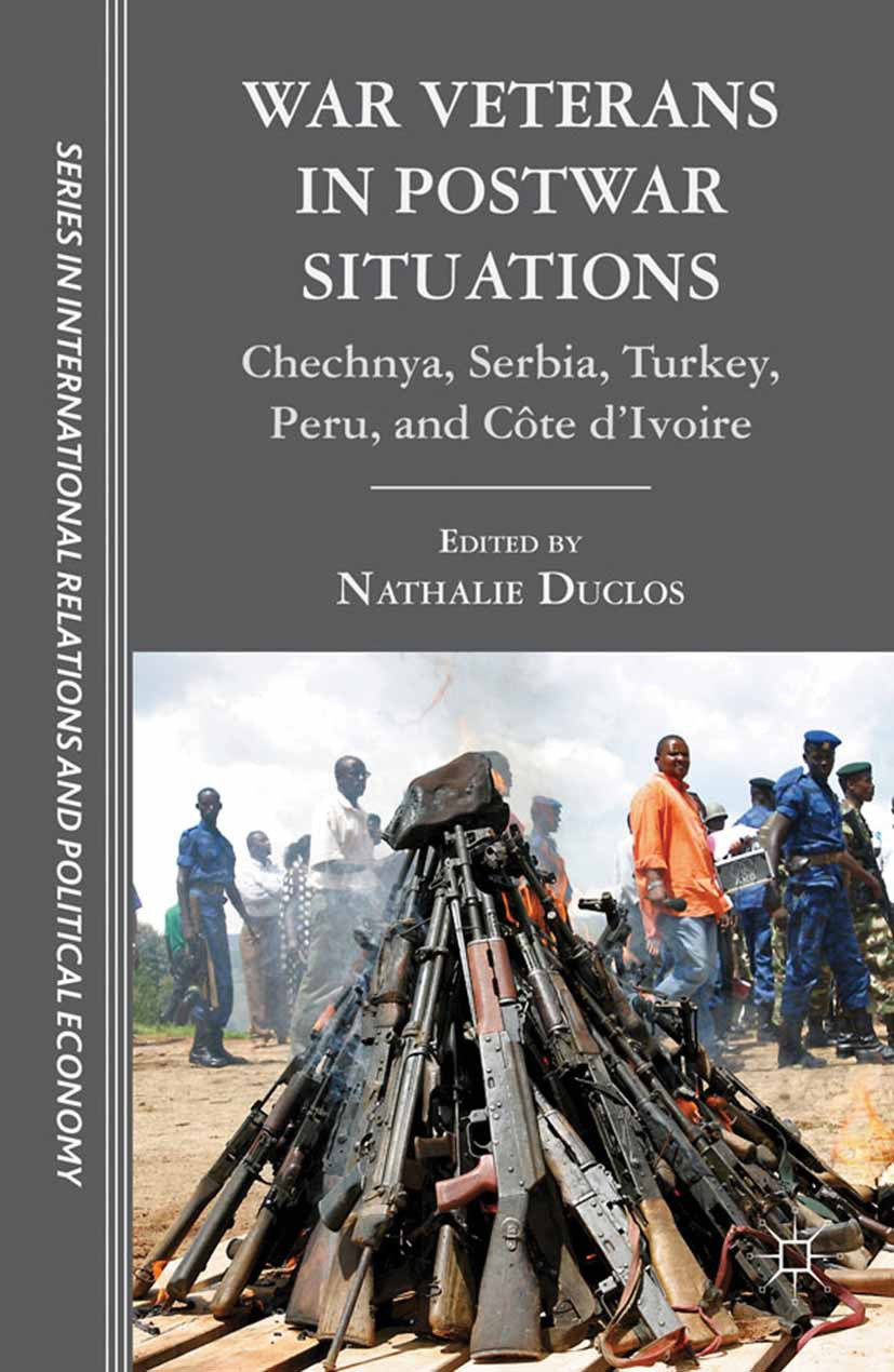 Duclos, Nathalie - War Veterans in Postwar Situations, e-bok