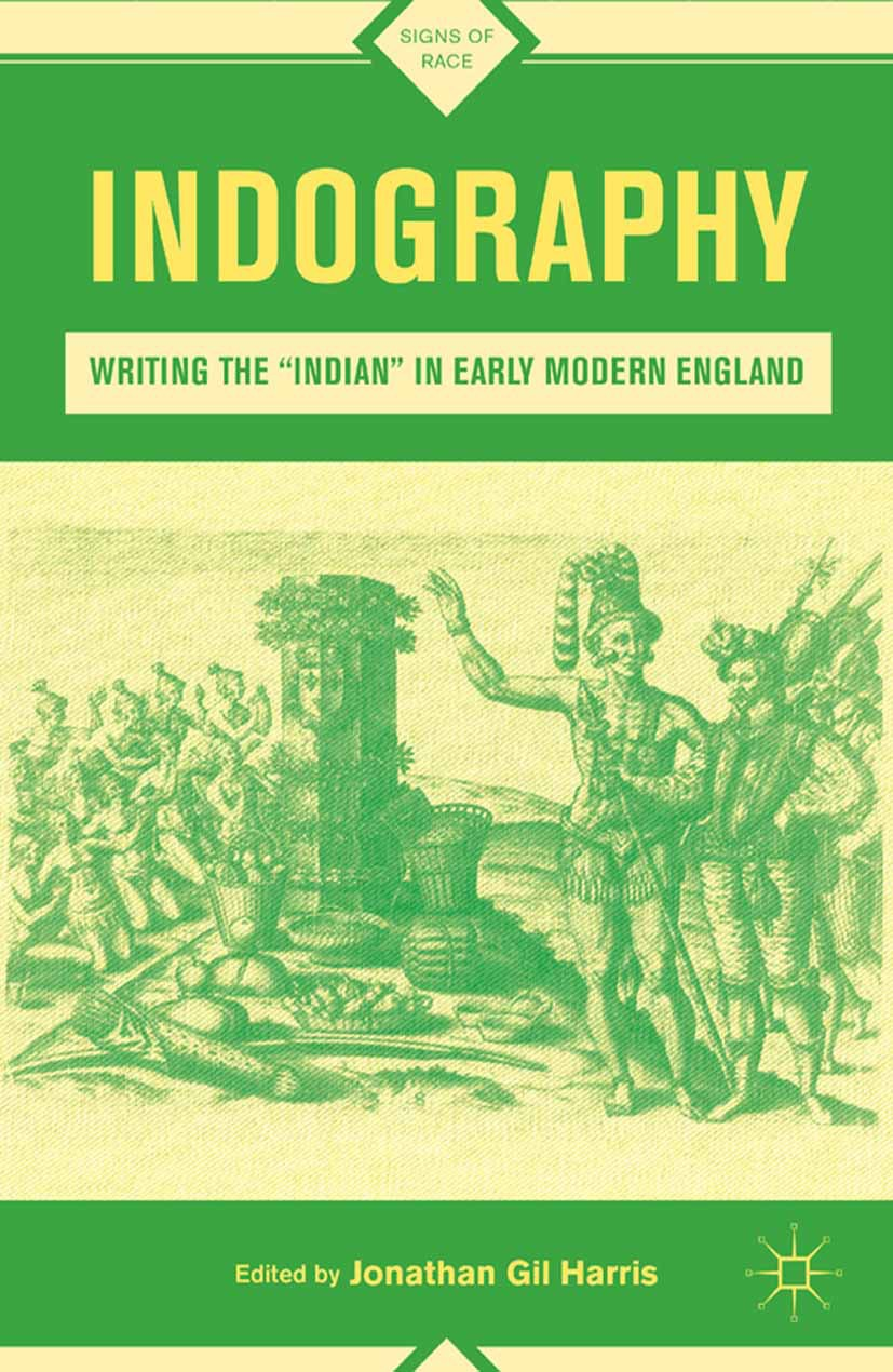Harris, Jonathan Gil - Indography, ebook