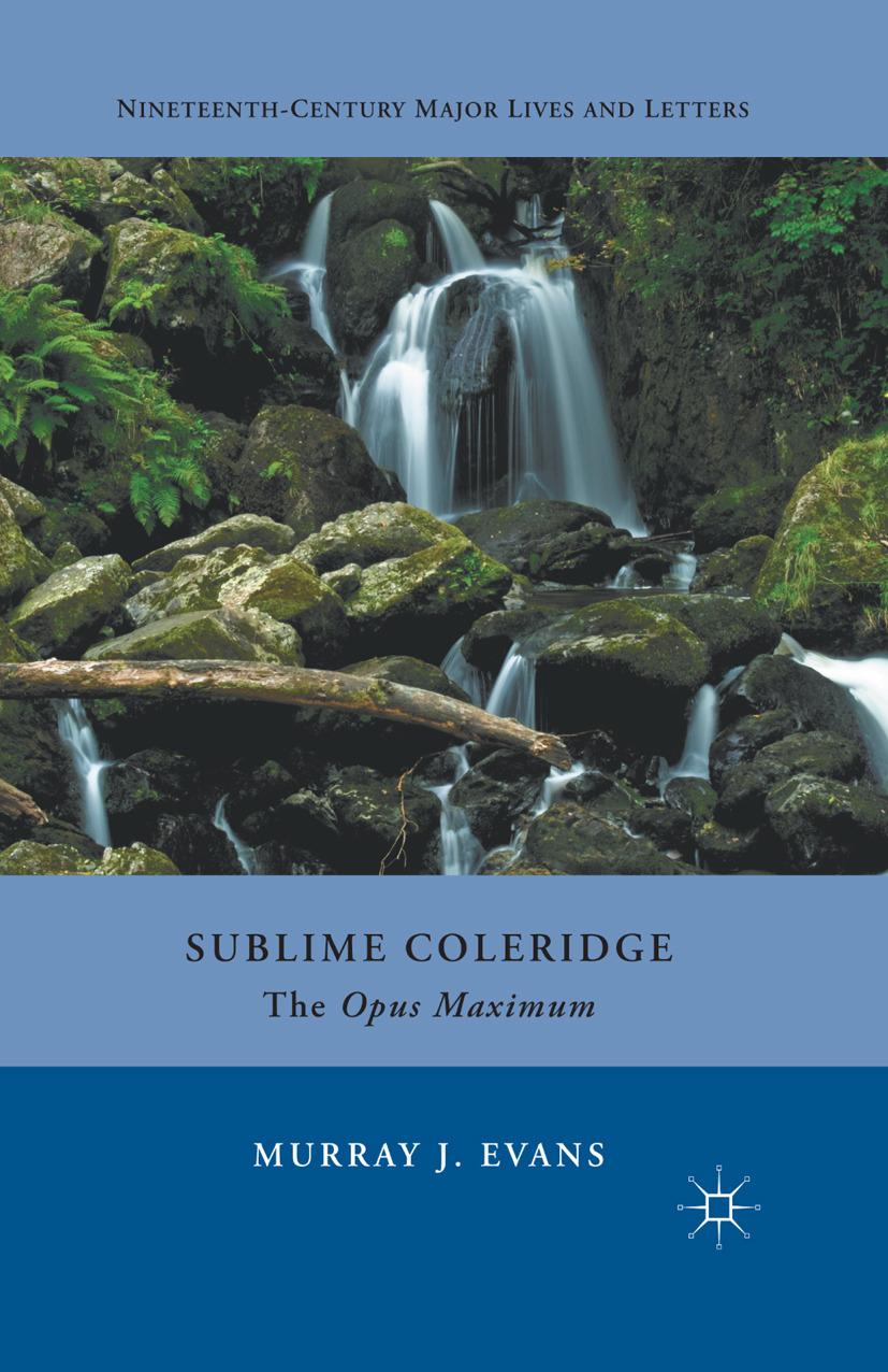 Evans, Murray J. - Sublime Coleridge, ebook