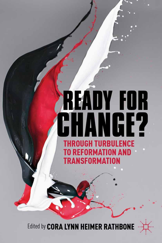 Rathbone, Cora Lynn Heimer - Ready for Change?, ebook