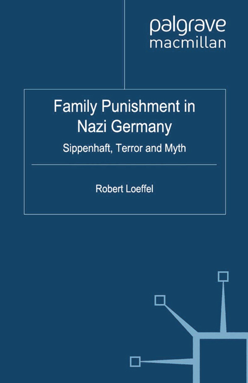 Loeffel, Robert - Family Punishment in Nazi Germany, ebook
